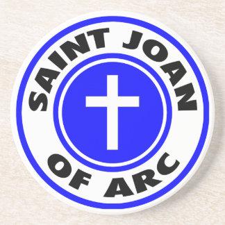 Saint Joan of Arc Coaster