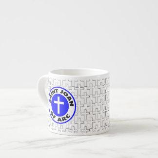 Saint Joan of Arc Espresso Cup