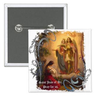 Saint Joan of Arc Pin