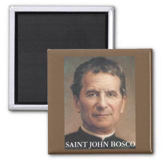Saint John Bosco Magnet