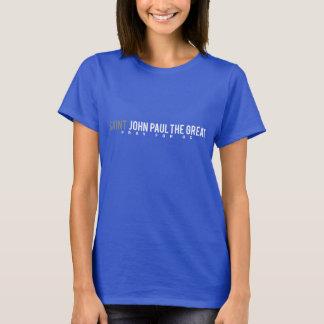 Saint John Paul the Great T-Shirt - Women's