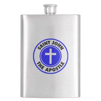 Saint John the Apostle Hip Flask
