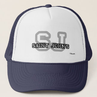 Saint John's Trucker Hat
