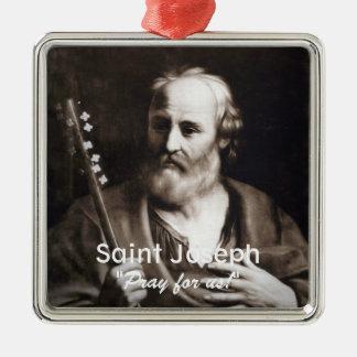 Saint Joseph Custom Ornament