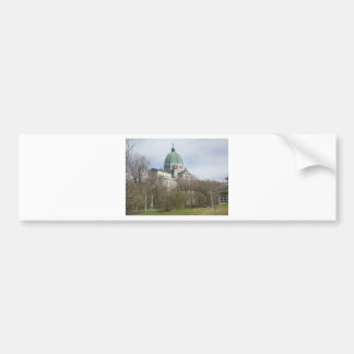 Saint Joseph Oratory, Montreal Bumper Sticker