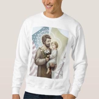 Saint Joseph the Protector Sweatshirt