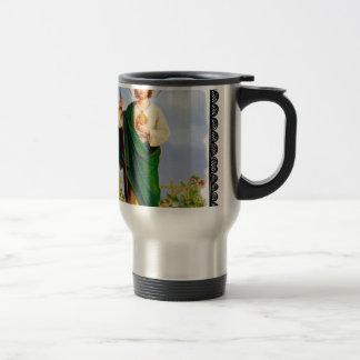 SAINT JUDE CATHOLIC 01  CUSTOMIZABLE PRODUCTS COFFEE MUGS