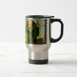 SAINT JUDE CATHOLIC 06 CUSTOMIZABLE PRODUCTS COFFEE MUGS