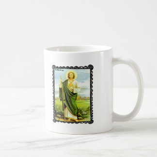 SAINT JUDE CATHOLIC 17 CUSTOMIZABLE PRODUCTS COFFEE MUG