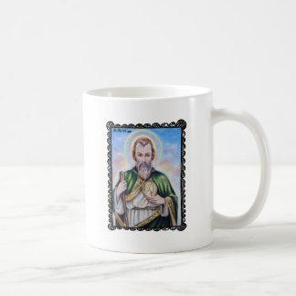 SAINT JUDE CATHOLIC 20 CUSTOMIZABLE PRODUCTS COFFEE MUGS