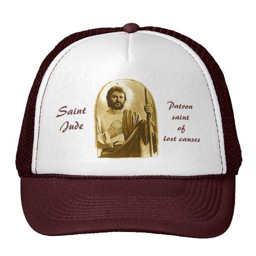 Saint Jude Trucker Hats