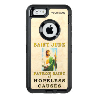 SAINT JUDE  (Patron Saint of Hopeless Causes) OtterBox iPhone 6/6s Case