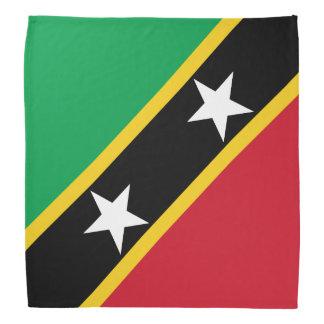 Saint Kitts and Nevis Flag Bandana