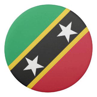 Saint Kitts and Nevis Flag Eraser