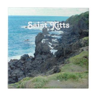 Saint Kitts Coast Tile