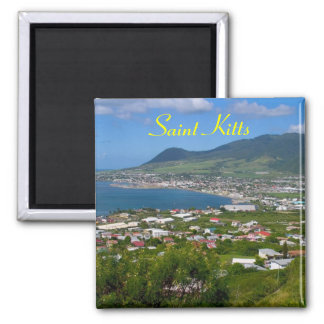 Saint Kitts magnet