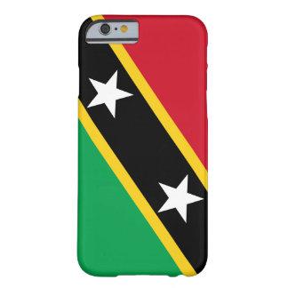 Saint Kitt's & Nevis Flag Phone Case