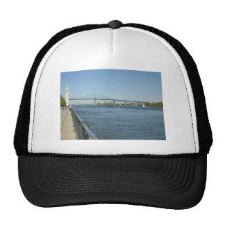 Saint Laurent River, Montreal Mesh Hats