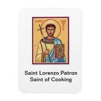 Saint Lorenzo Patron Saint of Cooking magnet