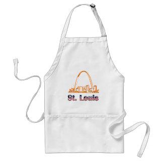 Saint Louis Arch Standard Apron