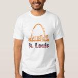 Saint Louis Arch T Shirts