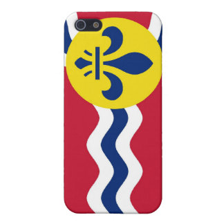 Saint Louis flag iPhone 5/5S Cover