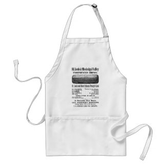 SAINT LOUIS MISSISSIPPI VALLEY TRANSPORTATION CO STANDARD APRON