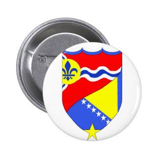 Saint Louis Missouri & Brcko Bosnia button