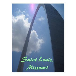 Saint Louis, Missouri Postcard