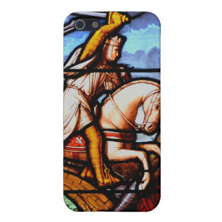 Saint Louis, the King of France iPhone 5/5S Cover