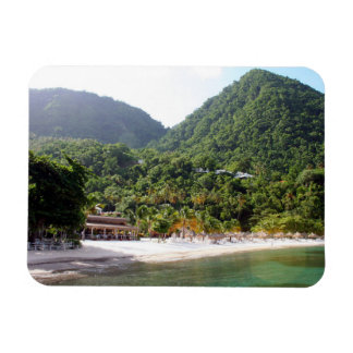 Saint Lucia Beach Bar and Restaurant Magnets