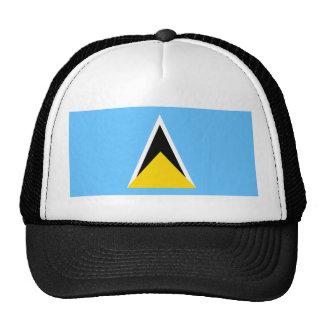 Saint Lucia Flag Hat