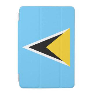 Saint Lucia Flag iPad Mini Cover