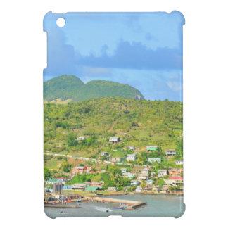 Saint Lucia iPad Mini Cover