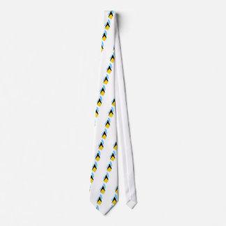 Saint Lucia Tie