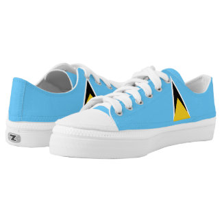 Saint Lucian Low Tops