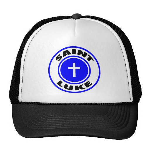 Saint Luke Mesh Hat