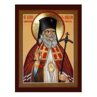Saint Luke the Surgeon Prayer Card