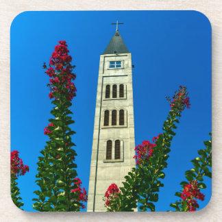 Saint Luke tower in Mostar, Bosnia and Herzegovina Coaster