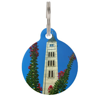 Saint Luke tower in Mostar, Bosnia and Herzegovina Pet Tag