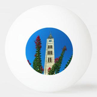 Saint Luke tower in Mostar, Bosnia and Herzegovina Ping Pong Ball