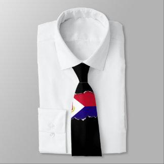 Saint Maarten Flag Tie