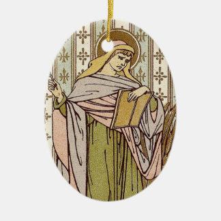 Saint Mark Revised Ceramic Ornament