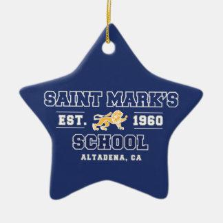 Saint Mark's 2017 Ornament