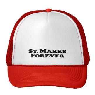 Saint Marks Forever Cap