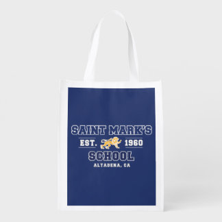 Saint Mark's reusable shopping bag