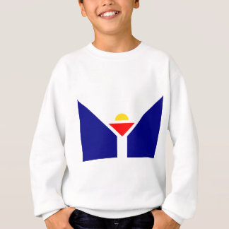 saint-martin-Flag Sweatshirt