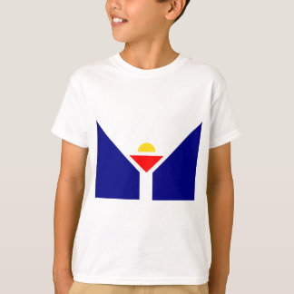 saint-martin-Flag T-Shirt
