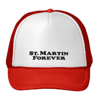Saint Martin Forever - Basic Cap