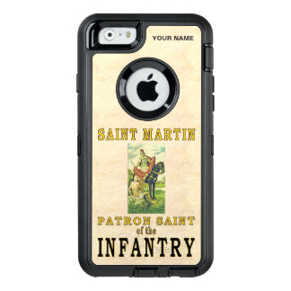 SAINT MARTIN (Patron Saint of the Infantry) OtterBox iPhone 6/6s Case
